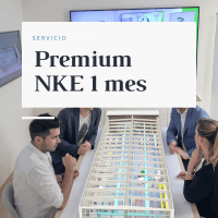 Servicio Premium NKE 1 mes