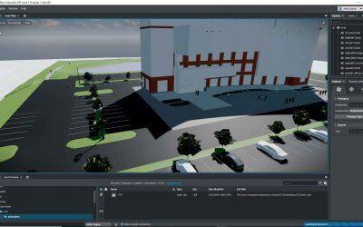 Demo 3ds Max. ¿Conoces los softwares de la Collection de Arquitectura, Ingeniería y Construcción?