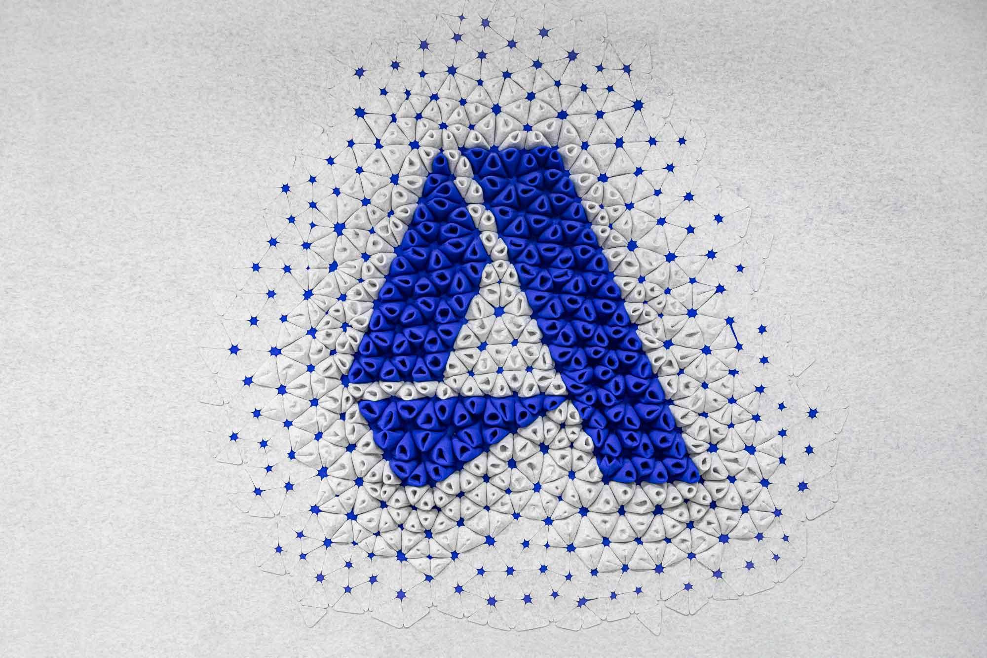 La A de Autodesk