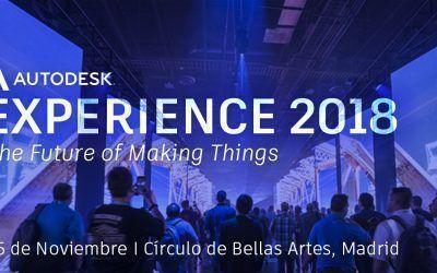 Autodesk Experience 2018