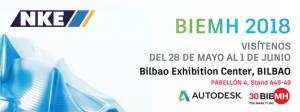 BIEMH Bilbao 2018 - NKE - Autodesk
