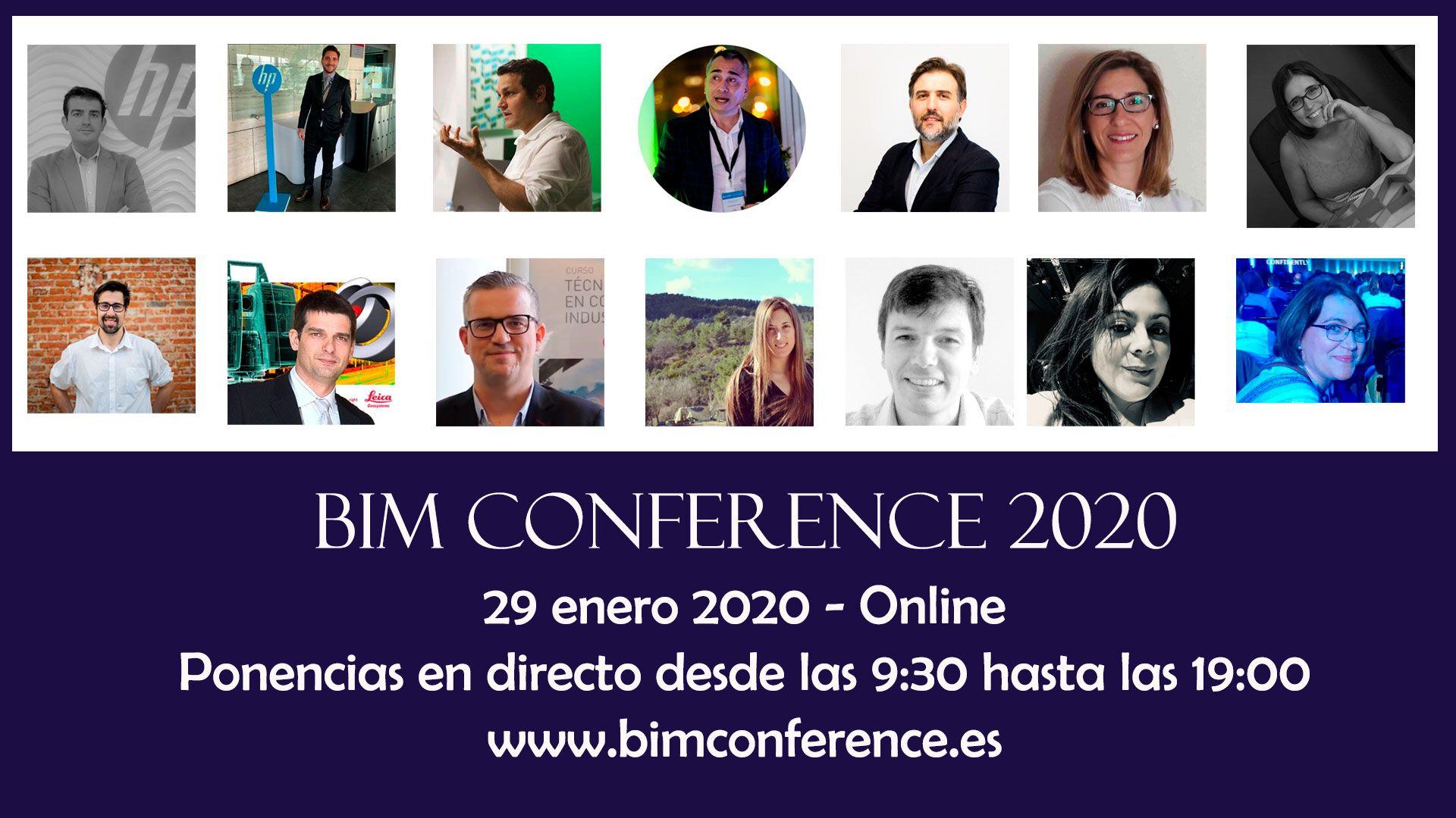 BIM Conference 2020