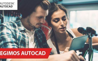 Elegimos AutoCAD