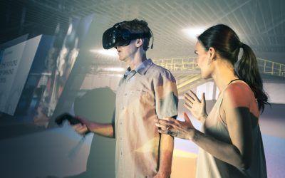 La realidad virtual y las soluciones Autodesk