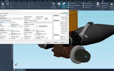 Masterclass Cómo utilizar los aceleradores de diseño de Inventor o Diseño de Componentes Basados en Cálculos de Ingeniería