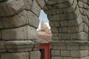 Arquitectura Española - El acueducto de Segovia