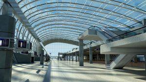 AutoCAD Arquitectura Aeropuerto