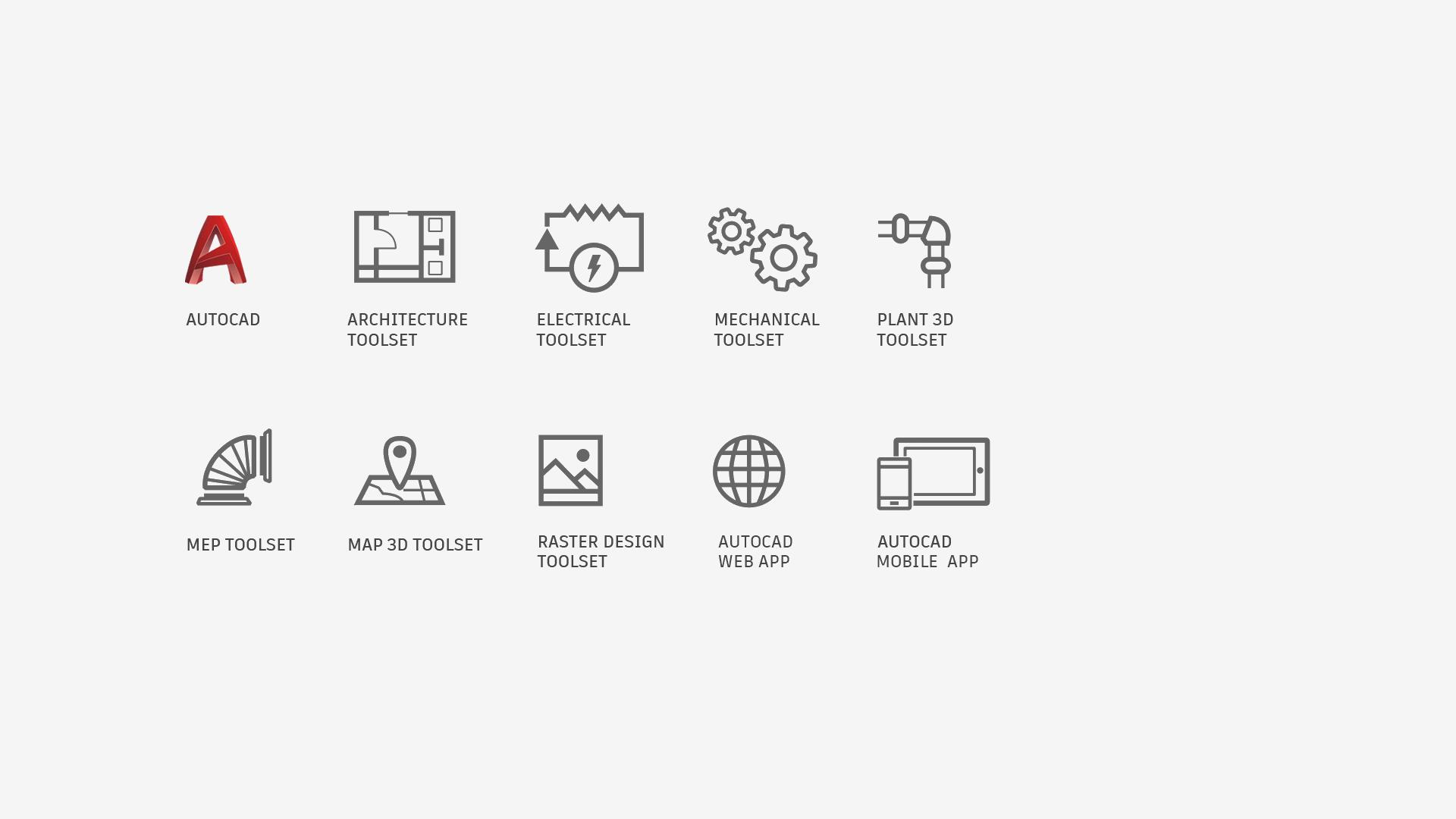 AutoCAD: Amplia documentación 2D