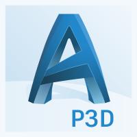 Logo AutoCAD Plant