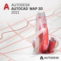Autodesk AutoCAD Map 3d 2021