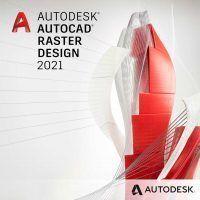 Autodesk AutoCAD Raster Design 2021