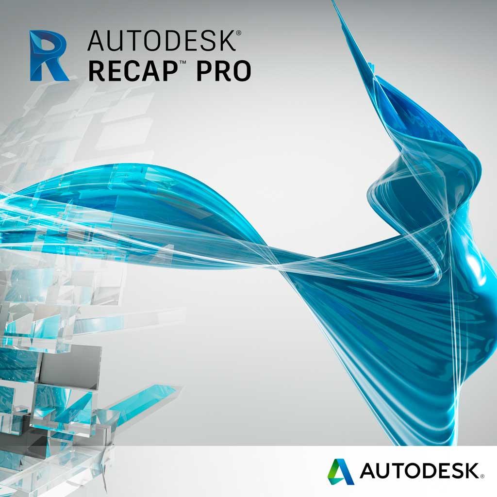 Autodesk Recap Pro