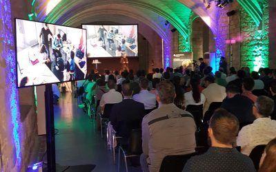 Exitoso encuentro de profesionales en el Autodesk Fórum Barcelona
