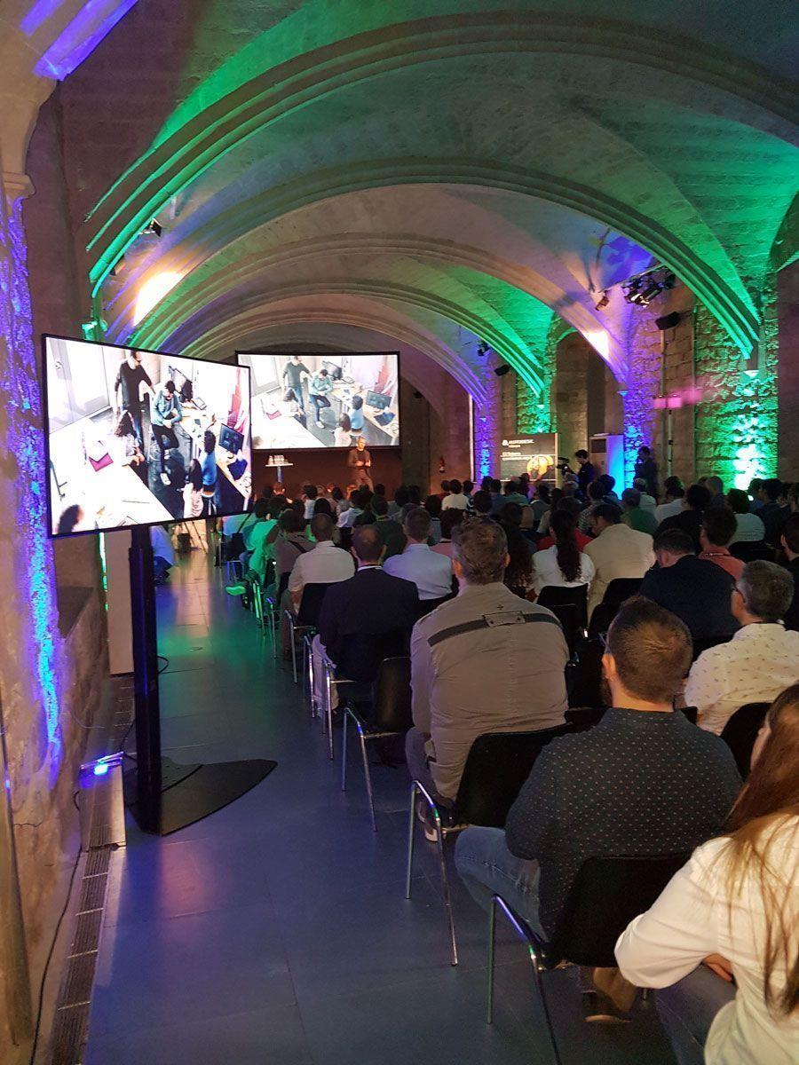 Ponencia en Autodesk Fórum 2017