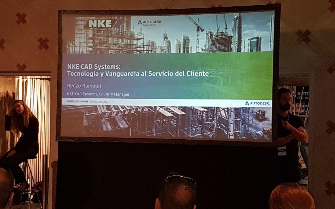 NKE en Autodesk Fórum 2017
