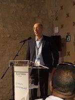 Renzo Rainoldi, Country Manager de NKE, durante su intervención en Autodesk Fórum 2017