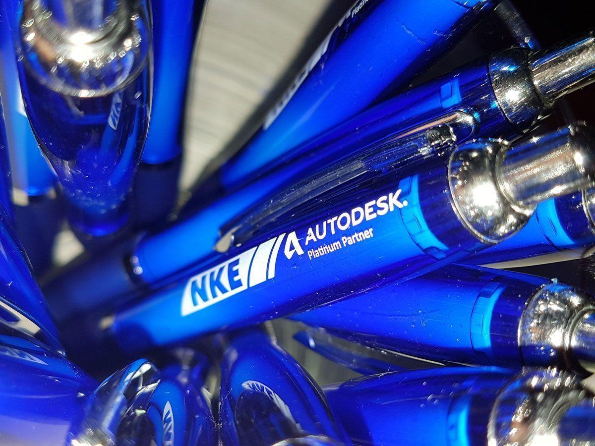 NKE Partner Platinum de Autodesk