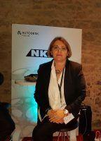 Natalia Martín, Gerente de Marketing y Comunicación de NKE, en Autodesk Fórum 2017