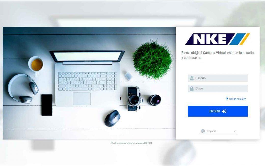 Cursos Fundae en NKE: Acceso del inspector a las videoconferencias