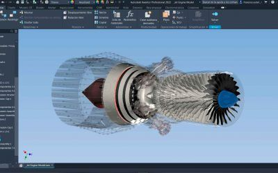 Webcast Cómo trabajar con el diseño de ensamblajes grandes