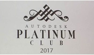 NKE gana por cuarta vez el Premio Autodesk Platinum Club 2017