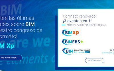 NKE participa en BIM Xp (BIM European Summit) el próximo 15 de octubre