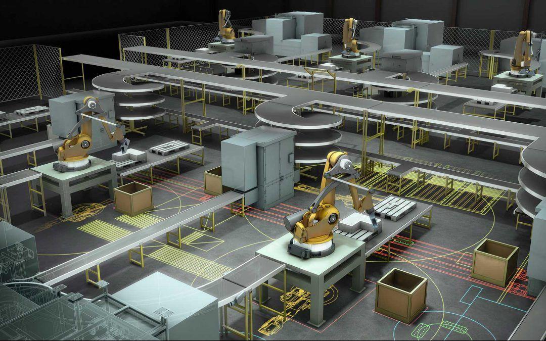 Webcast Factory Design Utilities con Naviswork