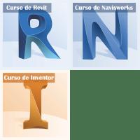 Curso Revit | Curso Navisworks | Curso Inventor