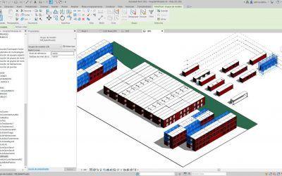 Masterclass Cómo utilizar las agrupaciones de elementos en Revit para crear diseños repetitivos en proyectos de construcción