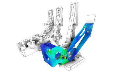 Demo Inventor Nastran. ¿Conoces los softwares de la Collection de Diseño Industrial?