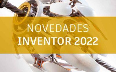 Webcast Novedades Inventor 2022
