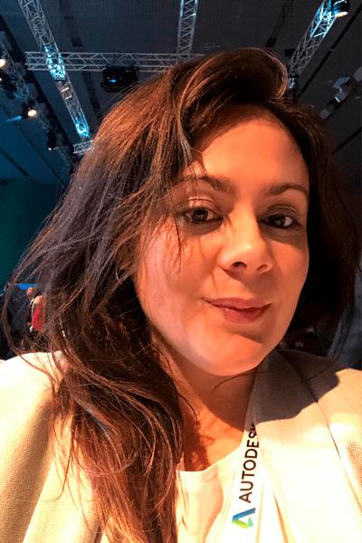 Patricia del Busto, Consultora Especialista BIM – Arquitecta Técnica en NKE