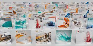 Toda la gama de soluciones y software de Autodesk