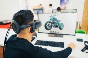 Realidad Virtual en diseño industrial