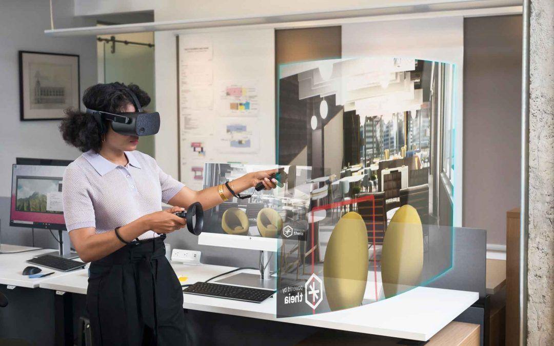 Realidad Virtual en el proceso de diseño y construcción [Demo en directo]